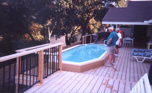 Swim Spas Florida North Fiberglass Pools Amp Swim Spas